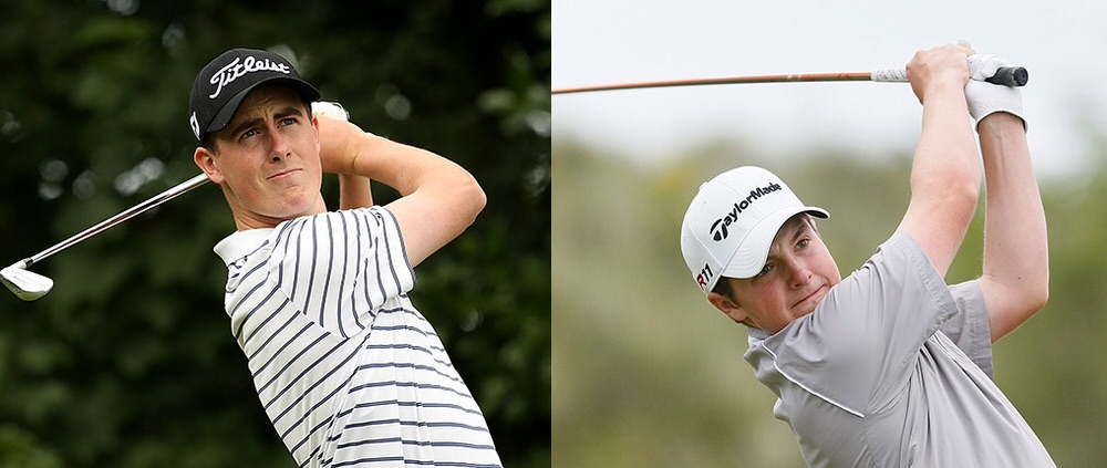 Gary Hurley and Jack Hume will be going for victory in the Volopa Irish Challenge from September 11-14.
