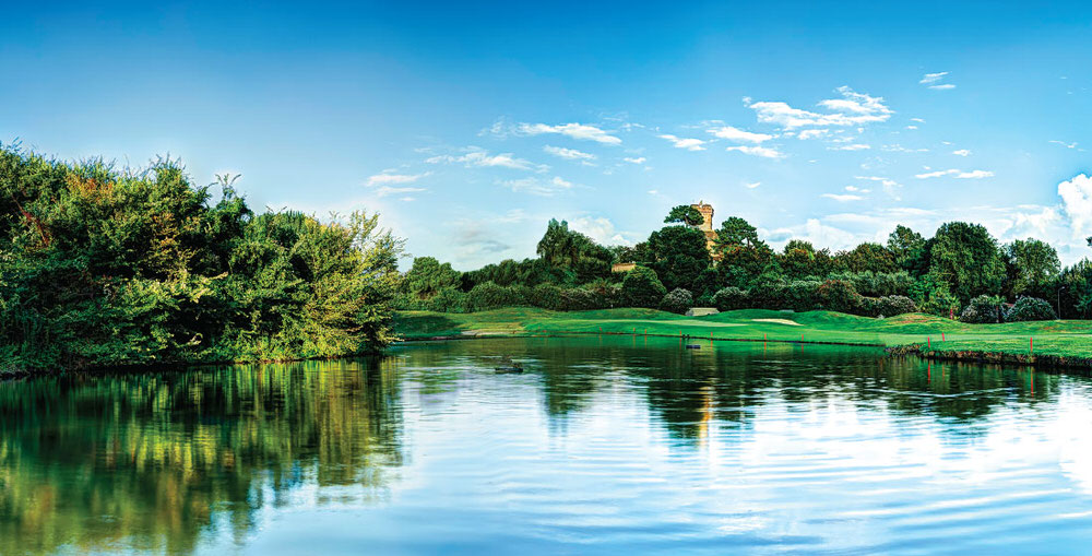 Marco Simone Golf and Country Club, Rome