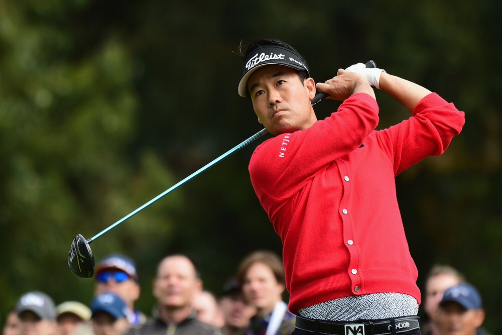 Kevin Na. Picture: Getty Images