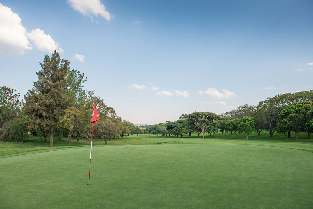Pretoria Country Club.