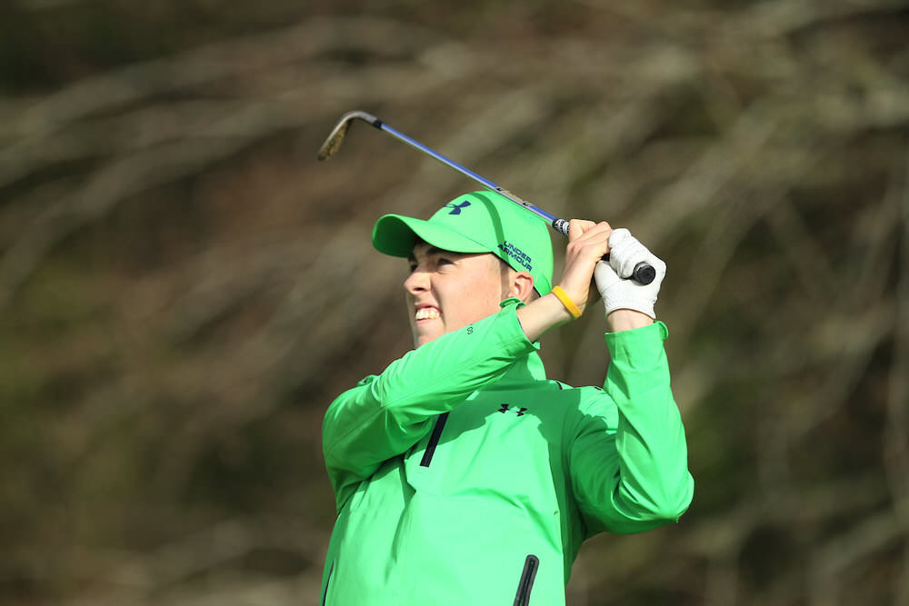 Kevin LeBlanc. Picture courtesy Golffile/GUI