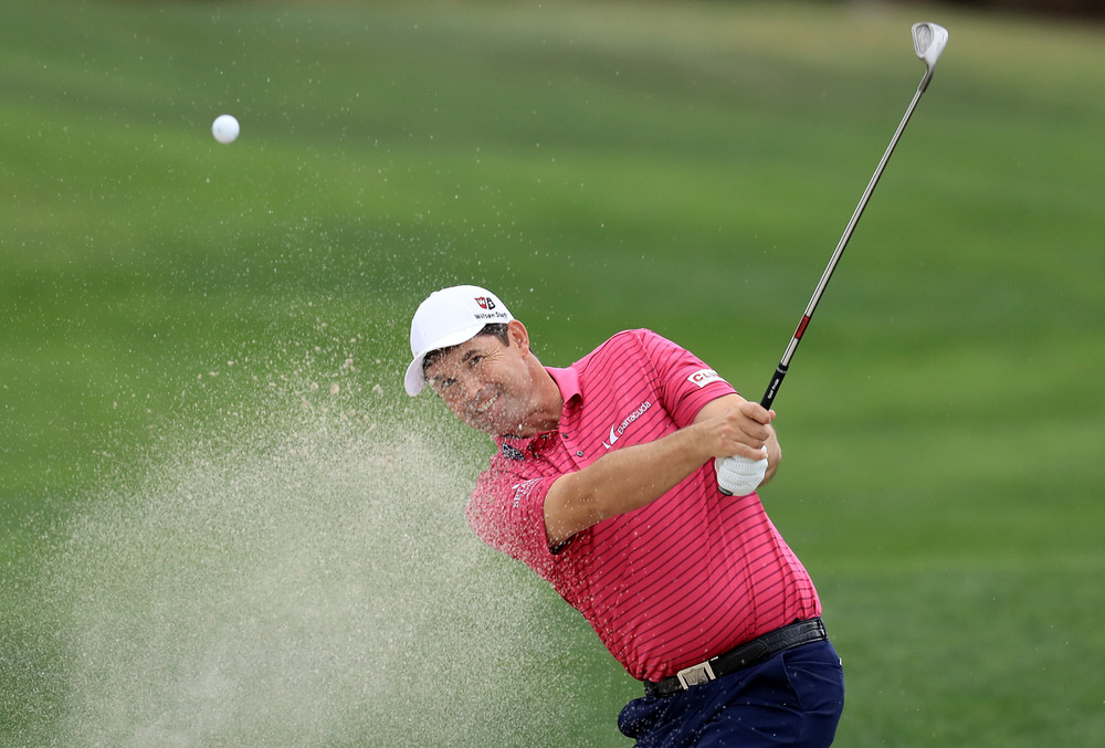 Pádraig Harrington. Picture: Getty