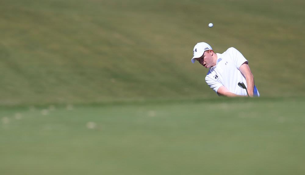 Robin Dawson. Picture: Golffile