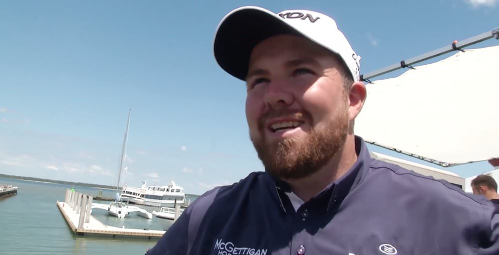 Shane Lowry reflects on life in general and his 66 in the RBC Heritage