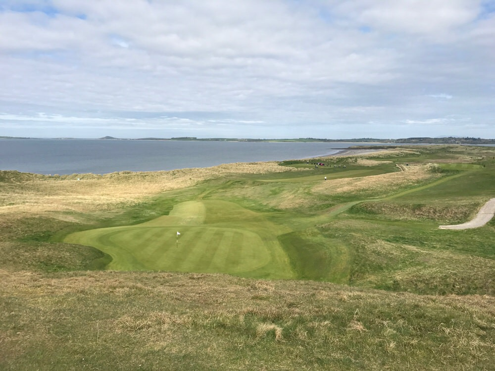 The 17th at Rosses Point