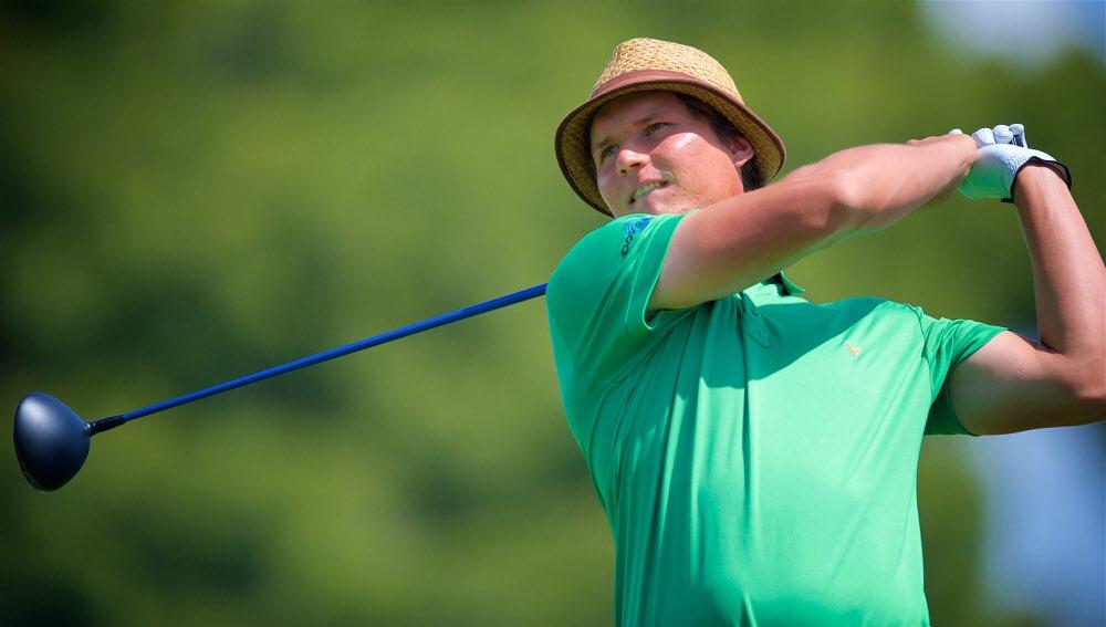 Tapio Pulkkanen. Picture courtesy Turkish Golf Federation