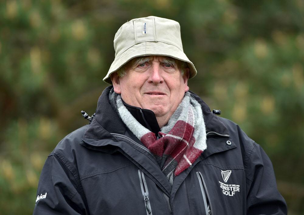 John Ferriter (Chairman, Leinster Golf, GUI