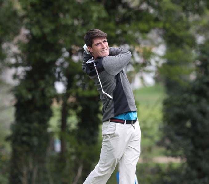 Dermot McElroy.Picture © PGA Europro Tour
