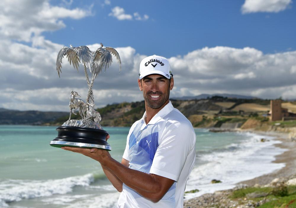 Alvaro Quiros. Picture:Getty Images