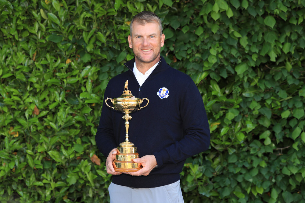 Ryder Cup vice-captain Robert Karlsson of Sweden. Picture: Getty Images