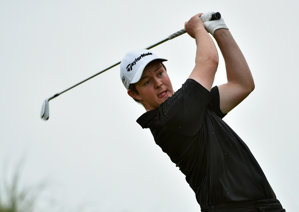 John Ross Galbraith (Whitehead). Picture: Pat Cashman