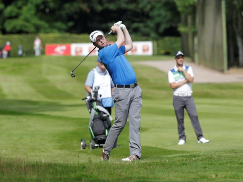 Jonny Caldwell. Picture: Europro Tour