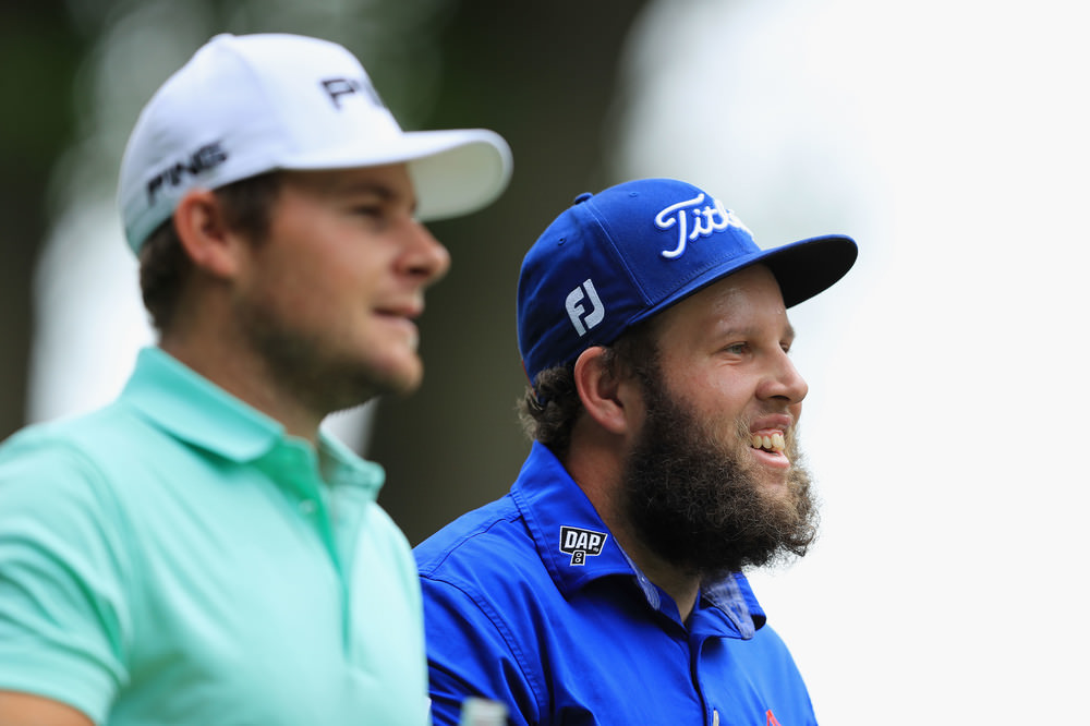 "Andrew ""Beef"" Johnston. Picture: Getty Images"
