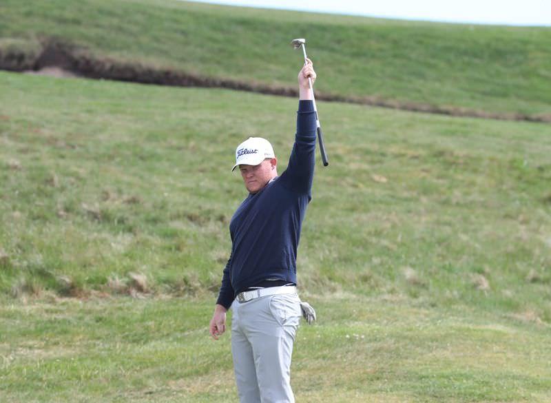 Chris Lloyd. Picture: PGA Europro Tour