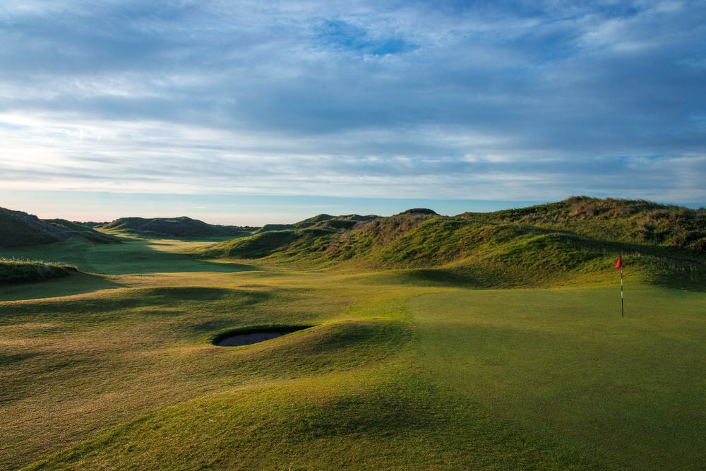 The Island Golf Club. Picture via the  theislandgolfclub.ie