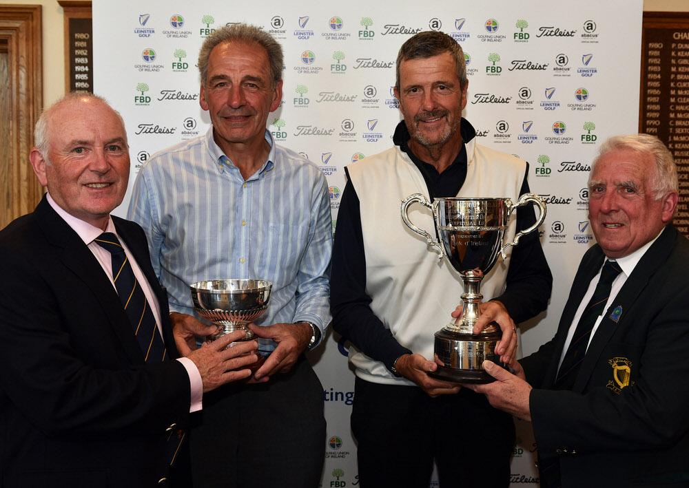 Presentation, Leinster Senior Amateur Open 2017