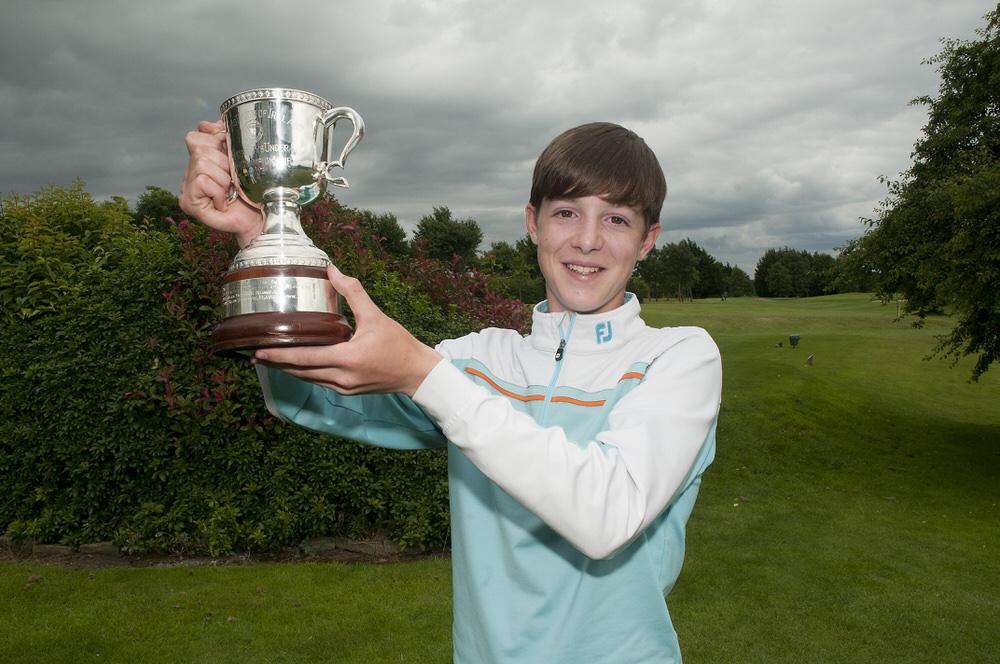 Winner Evan Shipp (Headfort).Picture courtesy Ronan Quinlan