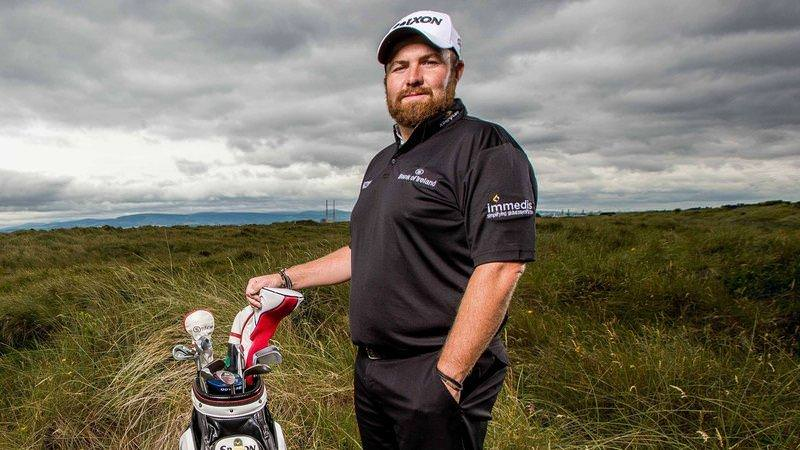 Shane Lowry at the launch of his partnership with  Immedis . Picture: ©INPHO/Morgan Treacy