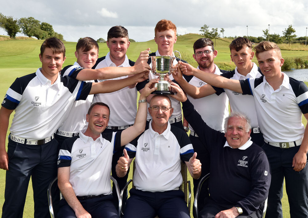 Leinster Under 18 Interpro winners