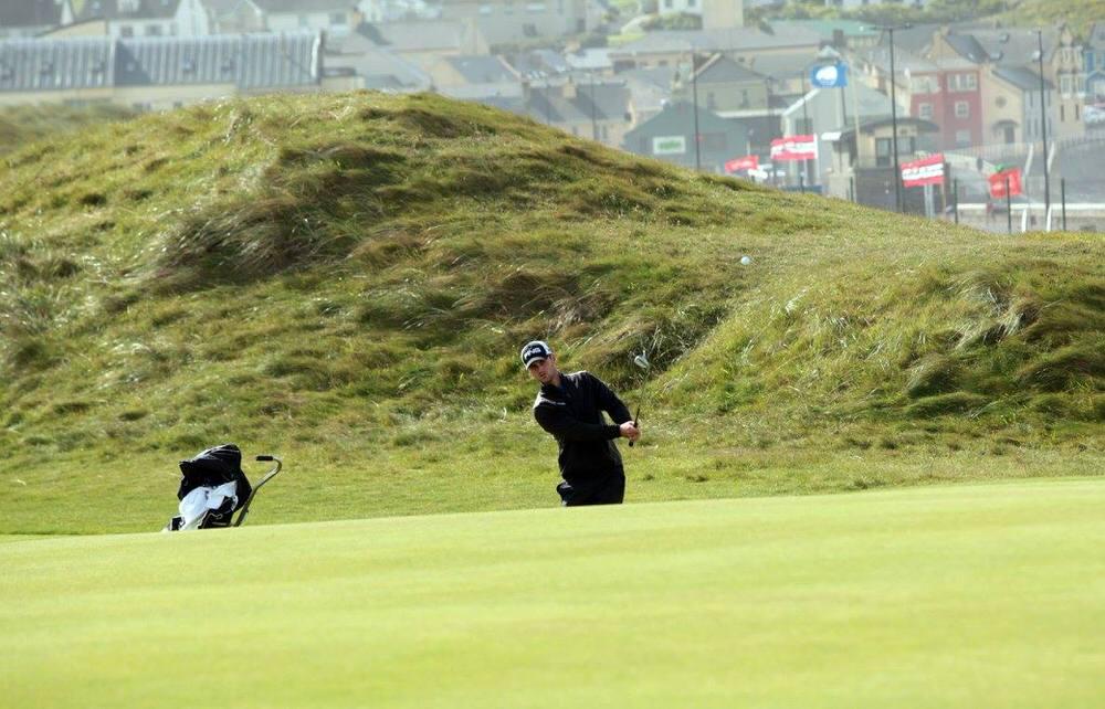 Conor O'Rourke. Picture courtesy © Gordon Adair