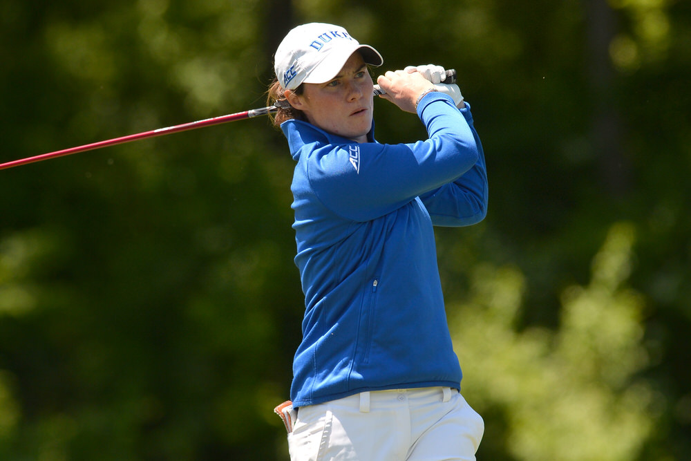 Leona Maguire. Credit: Tim Cowie
