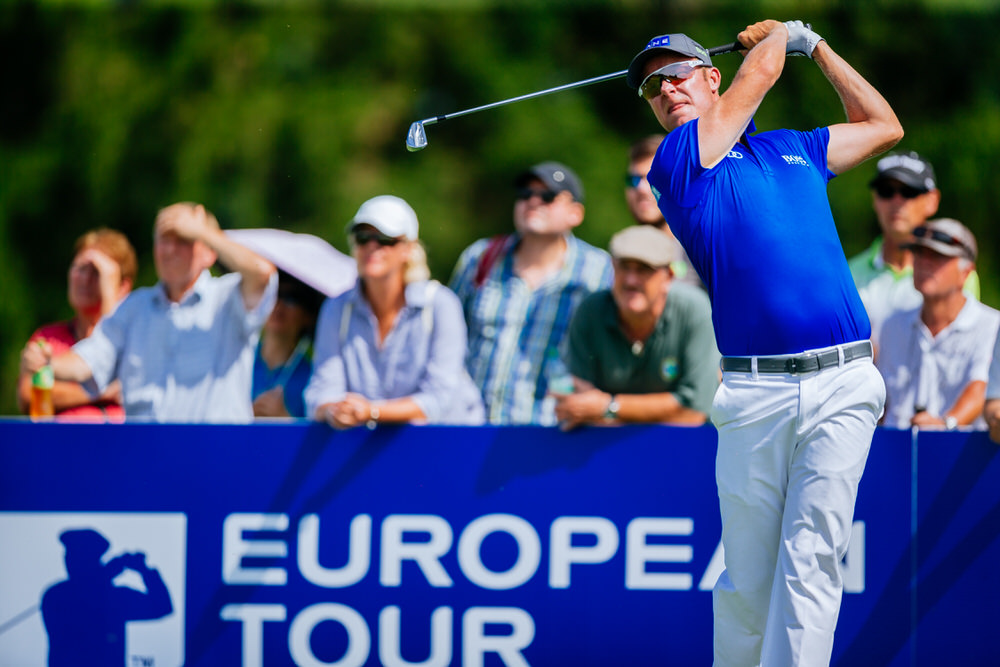 PASSAU, GERMANY - AUGUST 17:  Mikko Ilonen of Finnland is seen at day one of the Saltire Energy Paul Lawrie Matchplay at Golf Resort Bad Griesbach on August 17, 2017 in Passau, Germany.  (Photo by Thomas Niedermueller/Getty Images)