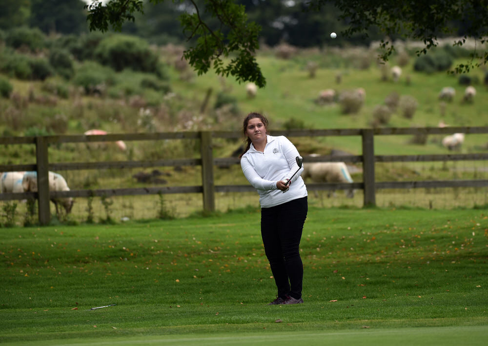 Aine Curran (Royal County Down Ladies)