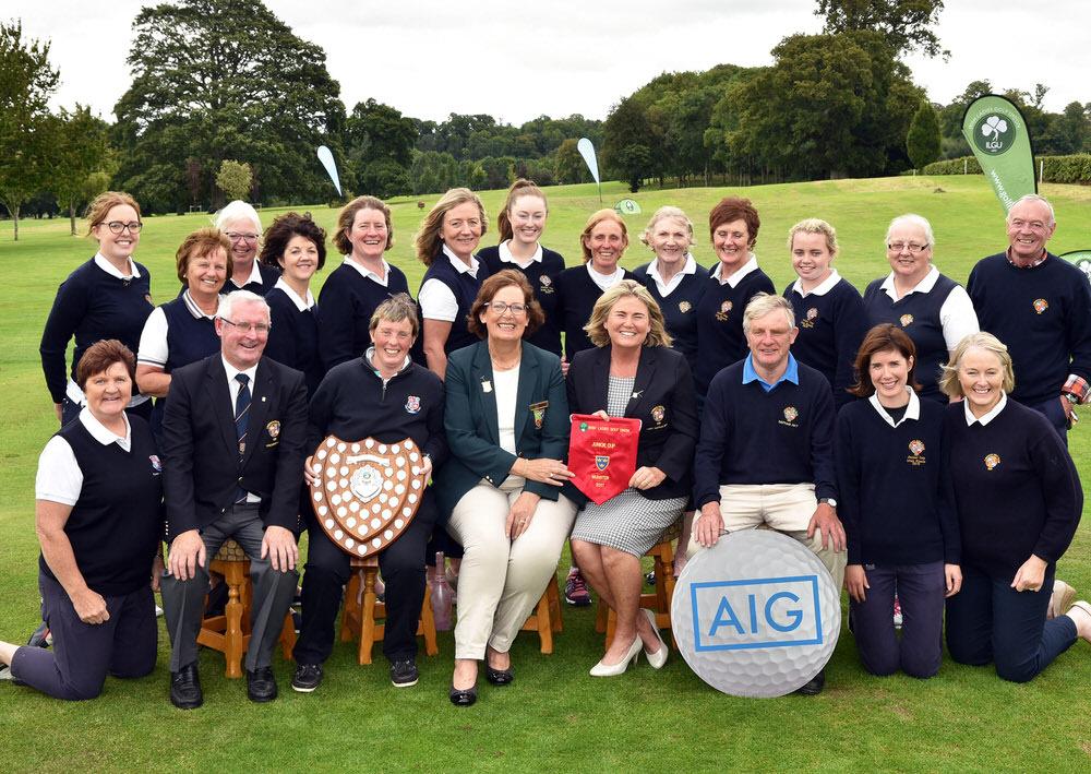 Limerick win Munster AIG Junior Cup