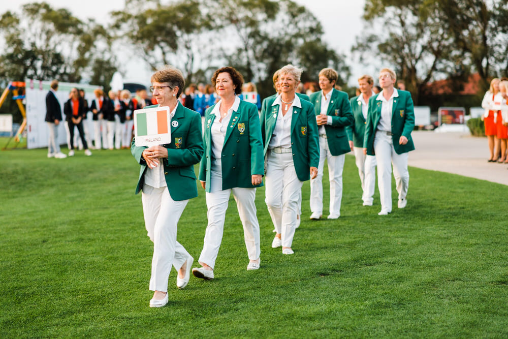 Ireland's senior ladies