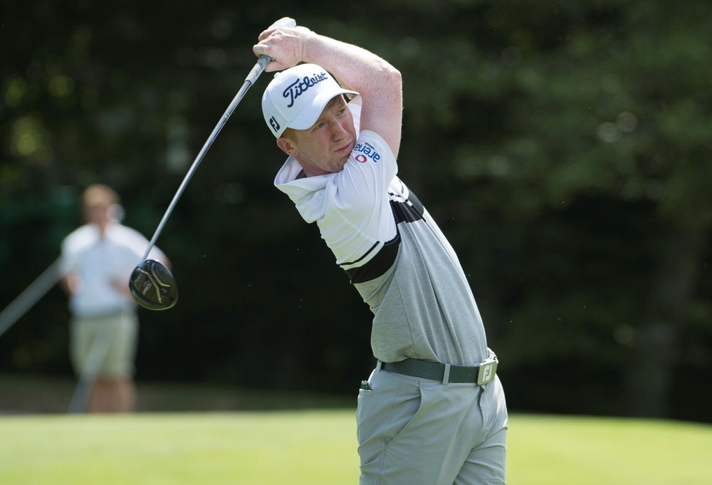 Gavin Moynihan. Picture courtesy European Challenge Tour