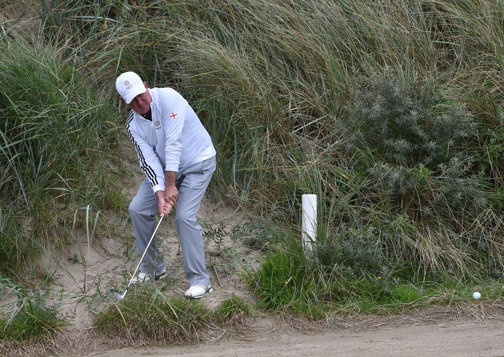 Seniors Home Internationals at Rosslare Golf Club