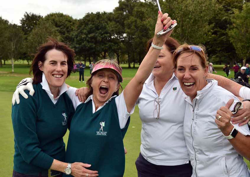 AIG Ladies Cups And Shields: Mountbellewu0027s Double Dream Goes On