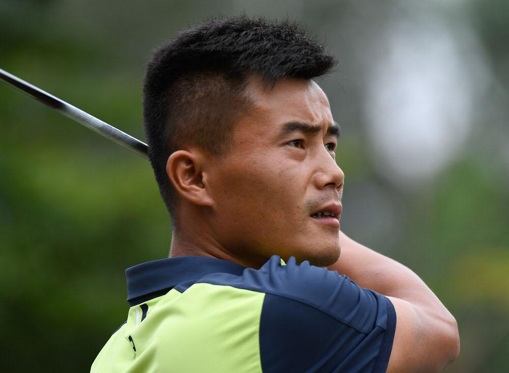 Zhang Hui-lin. Picture: Richard Castka