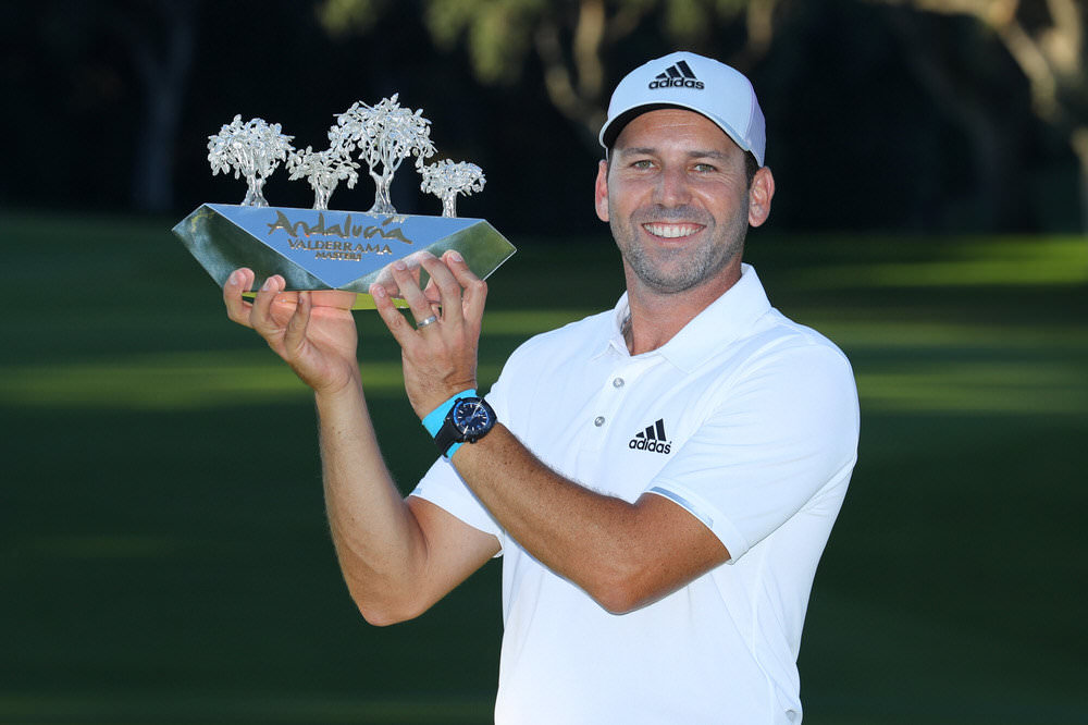 Sergio Garcia. Picture: Warren Little/Getty Images
