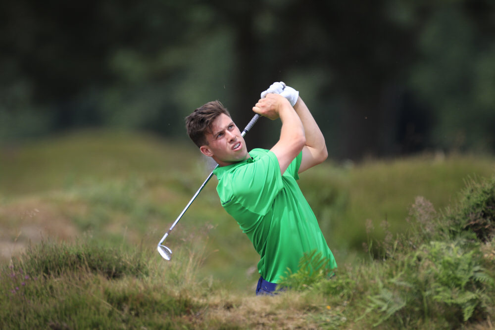 Alex Gleeson (IRL) during the third round of the 2017 European Amateur Championship played at The Old Course, Walton Heath Golf Club. 30/06/2017. Picture: Golffile | Phil Inglis