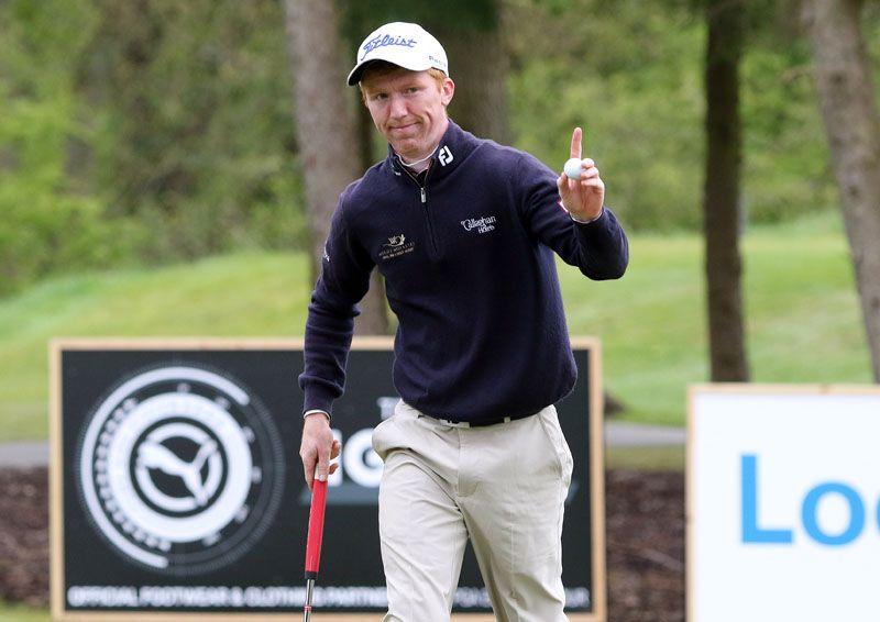 Gavin Moynihan. Picture: PGA Europro Tour