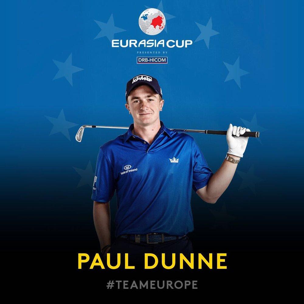 Paul Dunne