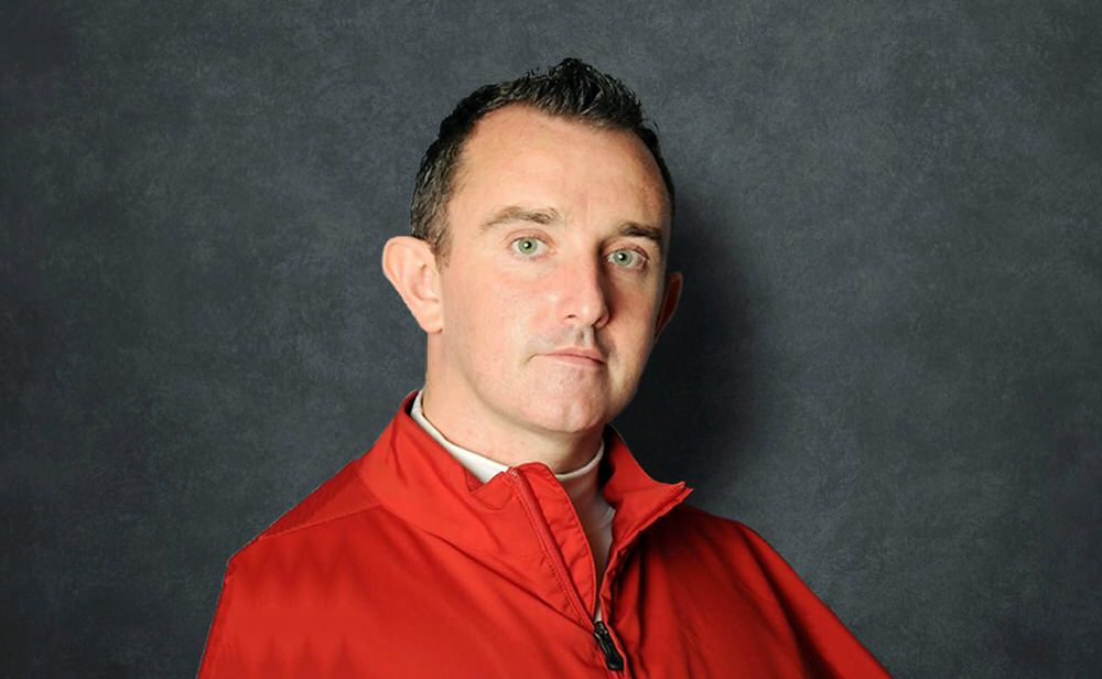 The late Liam Duggan