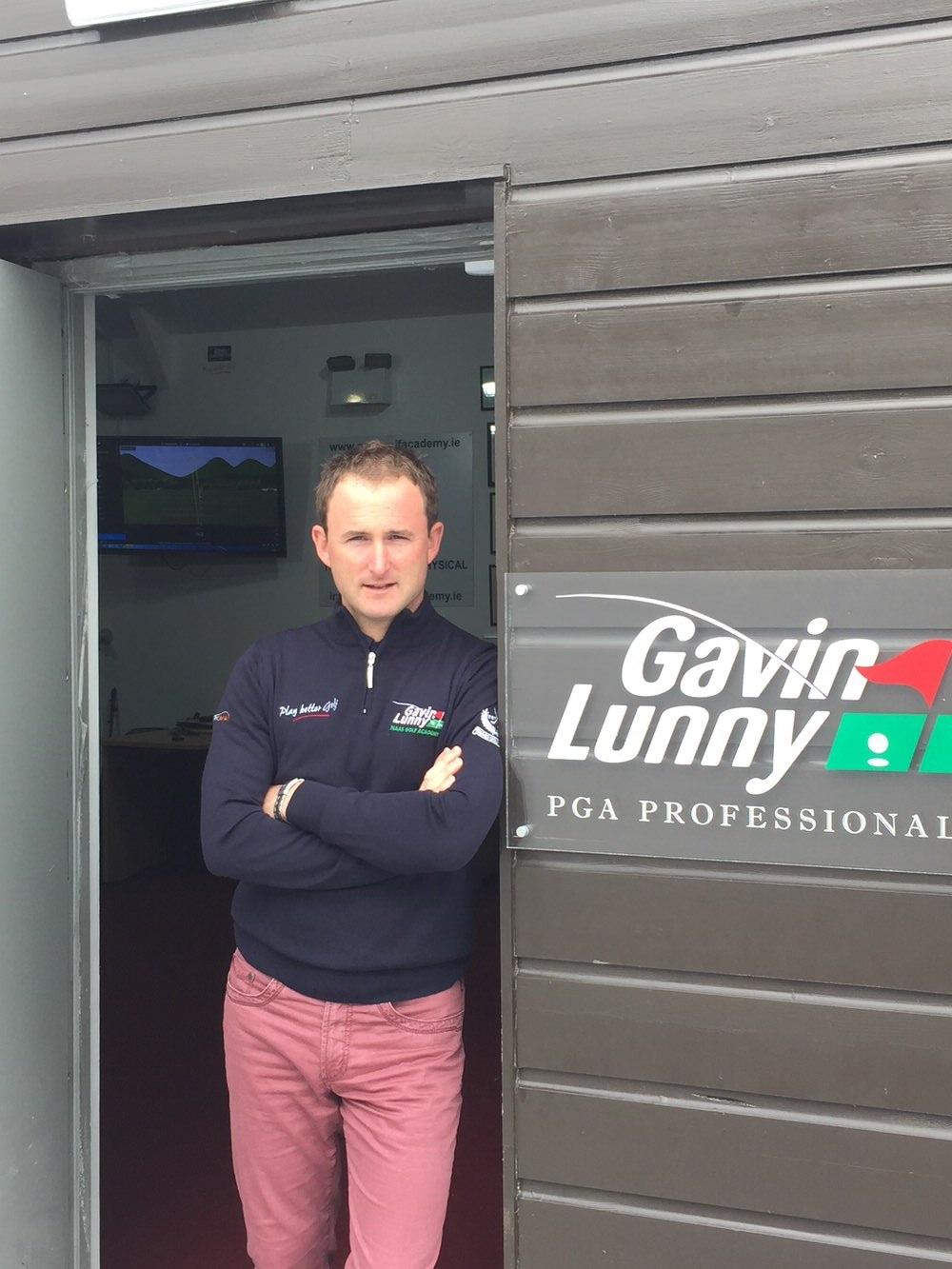 Gavin Lunny, Naas professional