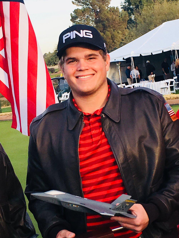 Mason Overstreet, winner of the 2017 Patriot All-America Invitational