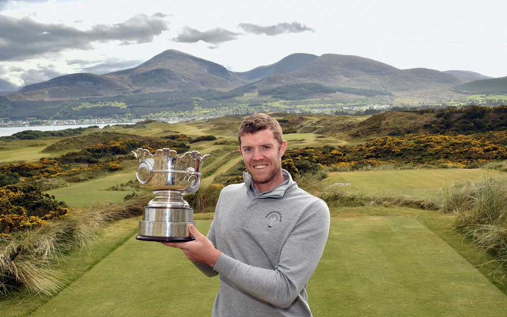 GUI National Panel member and Flogas Irish Amateur Open Champion Peter O'Keeffe who will be looking to build on the success he had in 2017. Picture:  Pat Cashman Photography.