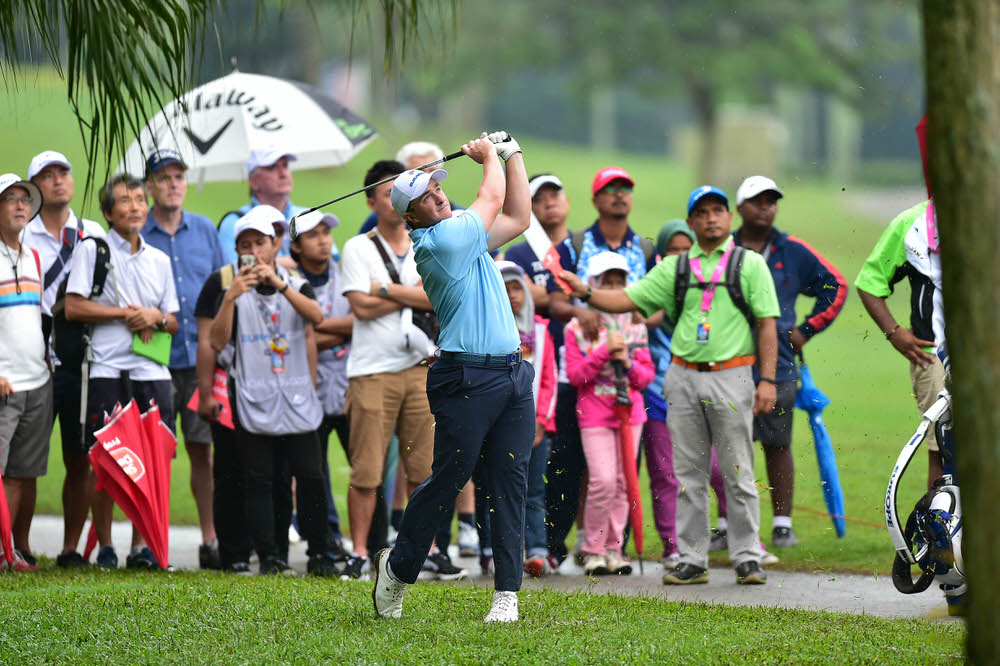 Paul Dunne. Image © Asian Tour