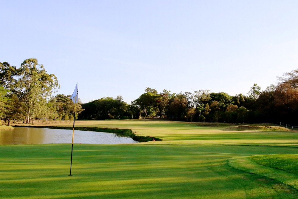 Muthaiga Golf Club will host the €500,000 Barclays Kenya Open. Picture: Phil Inglis