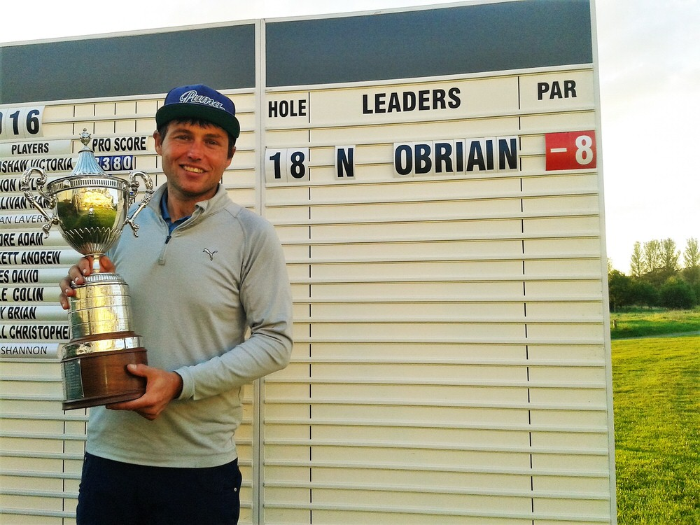 O'Briain believes he can win at Fancourt
