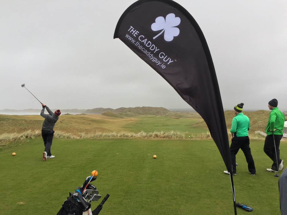 Mid-West Alliance golfers tee off at Trump International Golf Links Ireland, Doonbeg