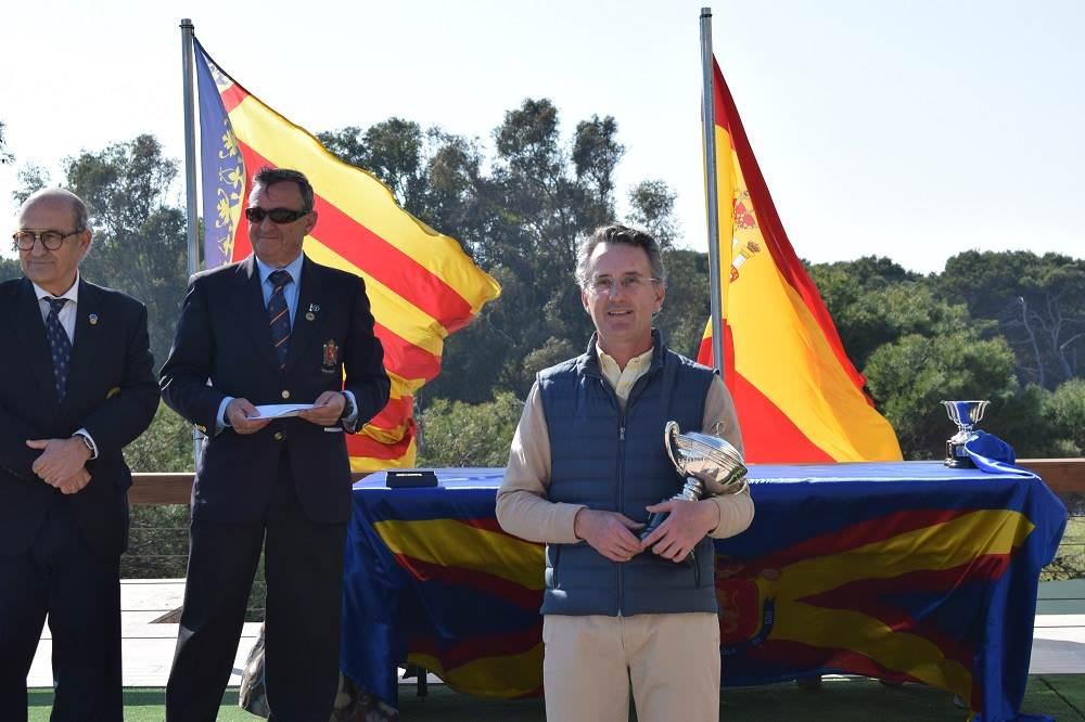 Individual winner Ignacio González