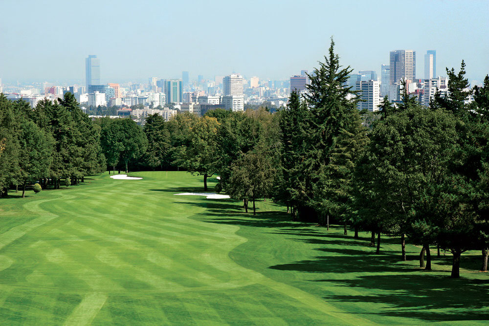 Club de Golf Chapultepec in Mexico City.