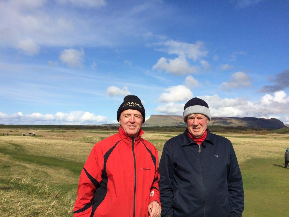 Des Smyth and Declan Branigan
