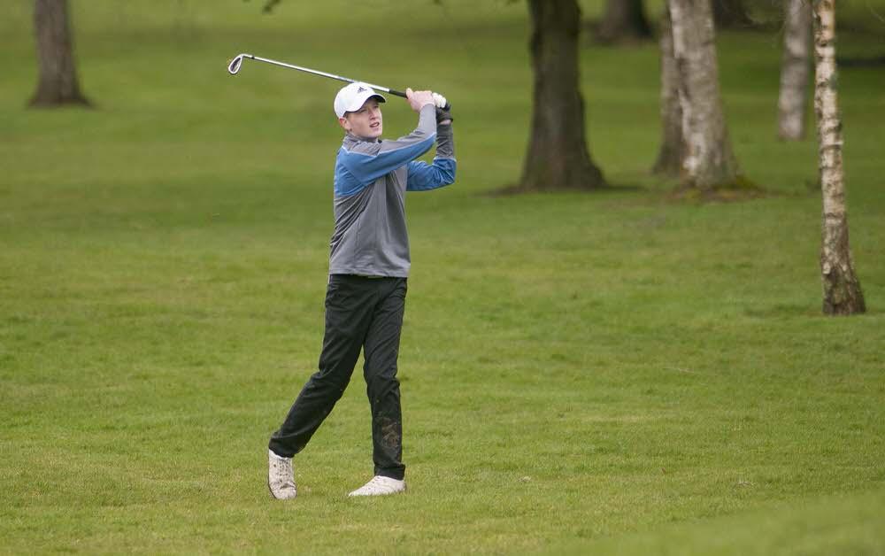 Jamie Butler in action at Beaverstown.Photo: Ronan Quinlan