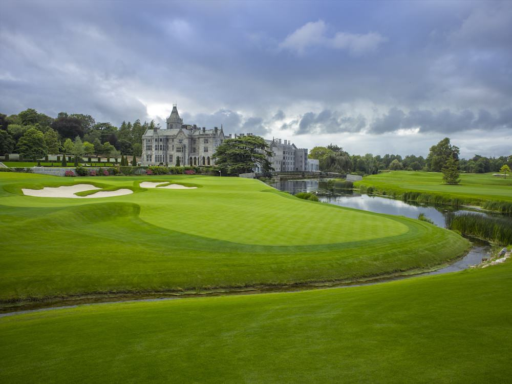 The 18th at Adare Manor
